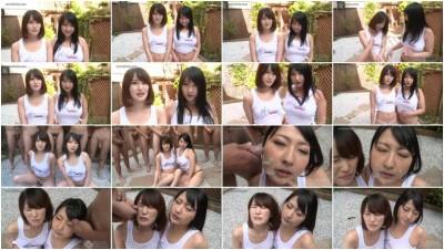 Megumi & Natsumi's Double Facial