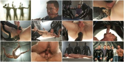 Gay BDSM They Cum from Outer Space - Part One