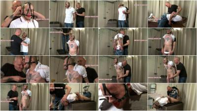 Gay BDSM Dan scene 2