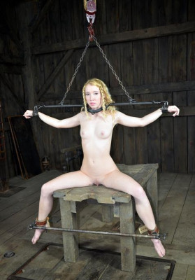 Morning BDSM Wood Part Two