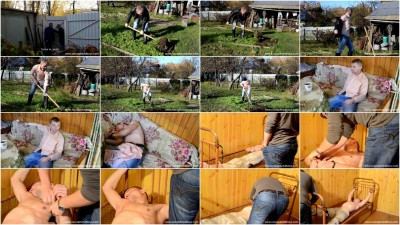 RusCapturedBoys - Rinat Countryside worker Part I