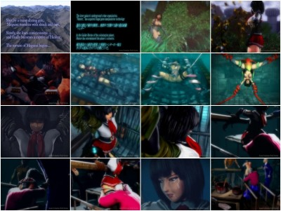 Ararza vol.31 - Drowned down female warrior