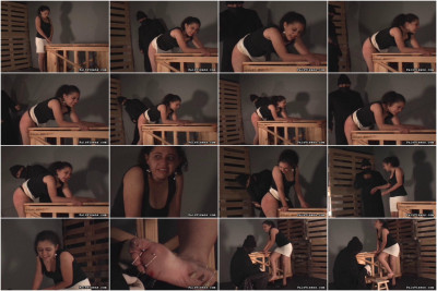 Painvixens — 20 Oct 2010 - Caning and Foot Torment