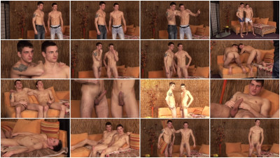 David and Michael Duo Session Stills (2014)