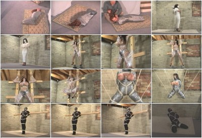 Devonshire Productions   DP292   (Summer Cummings, Mummification & Encasement Part 1)