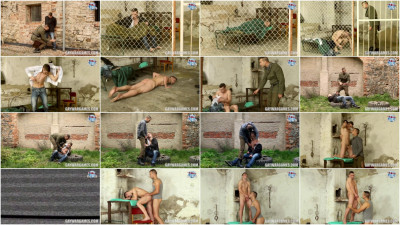 GayWarGames - Prison means lust