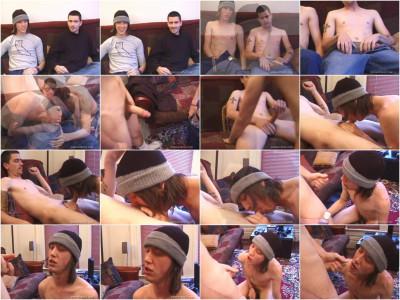Marshall Blows Straight Boy Daniel (watch, con, rubbing)...