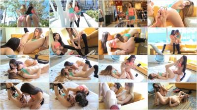 Lana, Stella - Busty Kinky Fun (2016)
