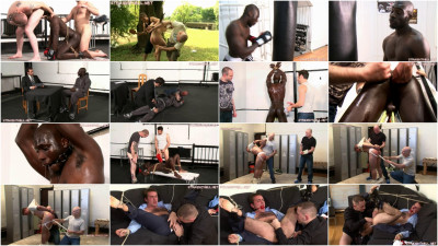Best Collection video Studio «Gay BDSM Straight Hell 2010» — 46 Clips. Part 2.