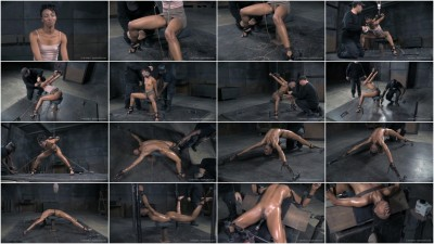 InfernalRestraints Nikki Darling Simmered Suffering