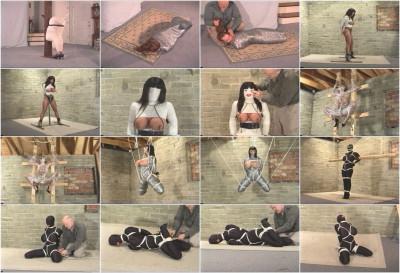 bdsm Devonshire - DP-292 - Mummification and Encasement Part 1)