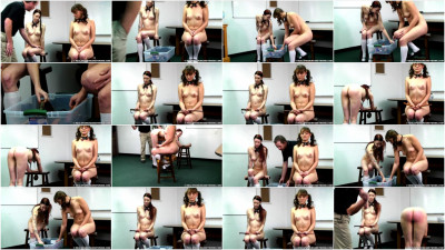KJ & Syrena Long Hard Punishment Video 01