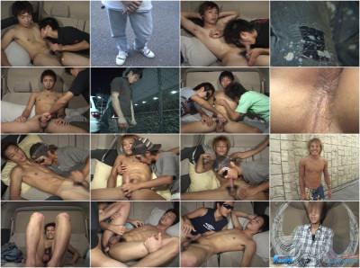 Nanpa Series Go 12 Tokyo Bin Bin Boys — HD, Hardcore, Blowjob, Cumshots