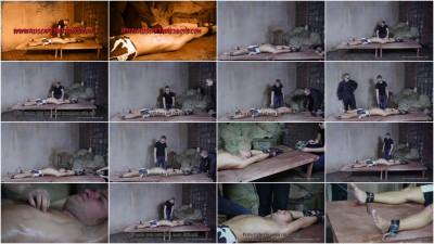 Gay BDSM RusCapturedBoys – Mixfighter Anatoliy - Part III