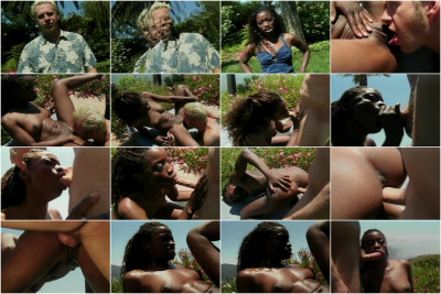 Interracial Anal Vacation, scene 3