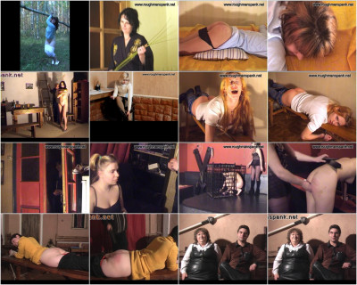 bdsm RoughManSpank - Vip Gold Collection. Part 3.