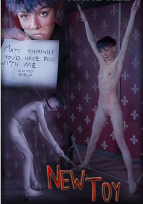bdsm Billy Nix - New Toy