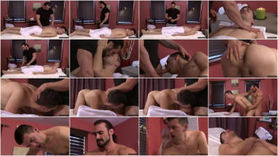 spa cum fun - (IconMale - Gay Massage House Part 4 - Jaxton Wheeler & Josh Stone)