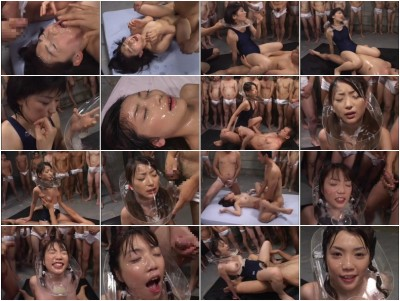 Amazing Sucking Through her Cum Straw! — DDT — 035