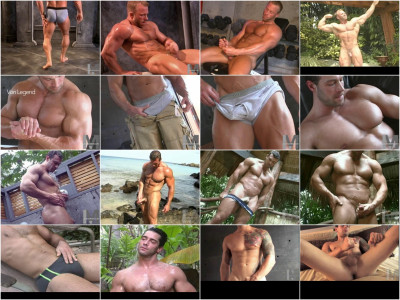 "Collection Only Best ""LegendMen"" - 43 exsclusiv clips. Part 2."