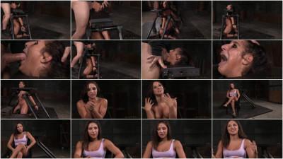 SexuallyBroken - Nov 18, 2015 - Utter desruction by dick for Abella Danger as she is facefucked