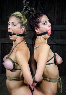 Sweet BDSM pair