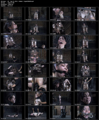 Felonie – Caged Hard