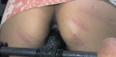 Hot Thai Woman In BDSM
