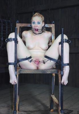 Paradise for bondage slave