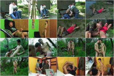 young twinks film (Spring Adventure).