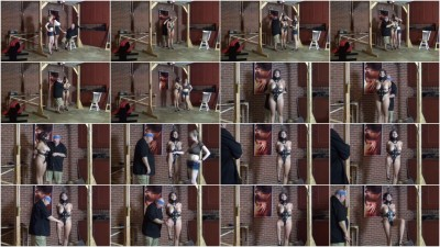 bdsm Gia Pony Training Part One