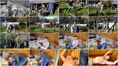 RusCapturedBoys – Rinat Countryside worker 1