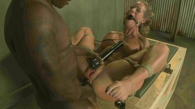 bdsm Jack Hammer, Simone Sonay-MILF is Brutally Ass Fucked