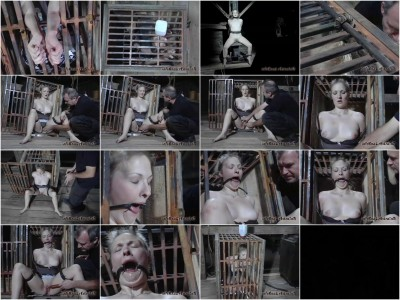 Melody In Caged Cumslut Part II