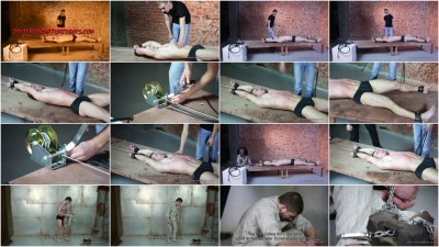 Gay BDSM Young Offender Pavel - Part III