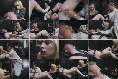 Humiliation And Pain, scene 1