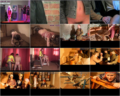 RoughManSpank - Gold Vip Collection. 25 Clips. Part 1.