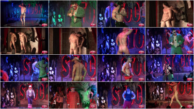 Halloween 2014 - Strippers