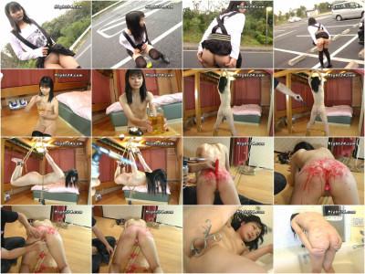 Asian Girl Hard Torture