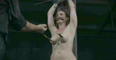 Bella Rossi love BDSM torture