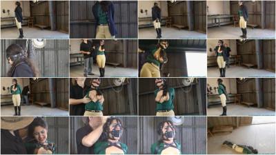 bdsm Ellen Equestrian - Leather part 2