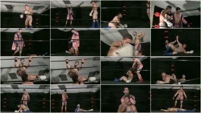 Muscle Domination Wrestling – S05E02 – Glove Fetish Beatdown 3