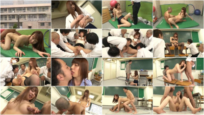 The Full Erection Yukino Lights Big Cock Is Trained In Female Teacher Students Had