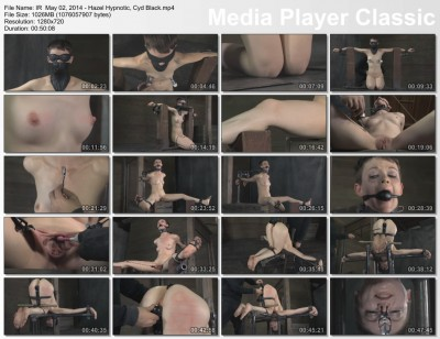 IR  May 02, 2014 - Hazel Hypnotic, Cyd Black