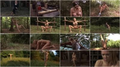"""Fear The Woodsman""  Rain DeGrey"
