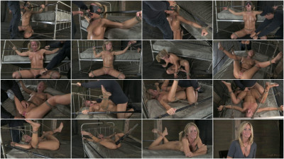 SB - Dec 19, 2012 - Simone Sonay - Helpless Cougar is Sexually Destroyed - HD