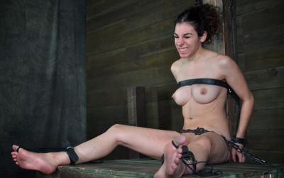 BDSM style gag