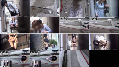 Piss Japan TV Outdoor Pissers 17