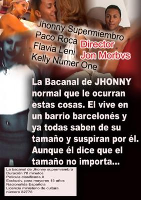 La bacanal de Jhonny Supermiembro