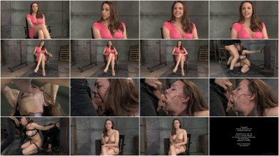 Chanel Preston Sexually Disgraced, Tag Teamed By Cock, Brutal Deep Throat Total Destruction By Dick